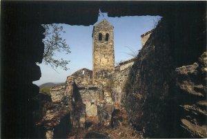 Georgia Nekresi church abaye cathedral view mountain