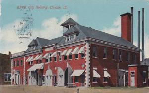 City Building, Canton, Illinois, PU-1911