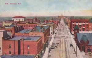 Capitol Avenue Cheyenne Wyoming 1913
