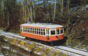 Trolley Johnstown Traction Company Car No 311 in Central Pennsylvania