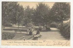 Washington Square Park, Haverhill, Massachusetts, PU-1907