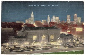 Kansas City, Mo, Union Station