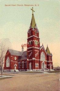 SACRED HEART CHURCH, WATERTOWN, NY