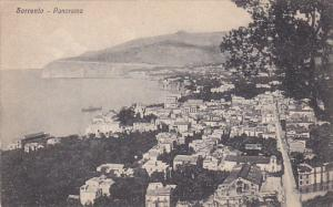 SORRENTO, Panorama, Campania, Italy, 00-10s