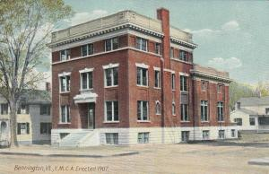 BENNINGTON , Vermont, 00-10s ; Y.M.C.A.