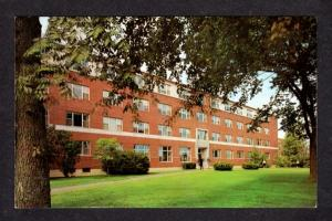 ME University of Maine James Norris Hart Hall Orono Maine Postcard Univ
