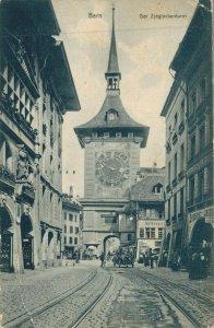Switzerland Bern Der Zeitglockenturm 04.78