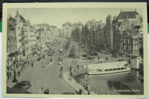 Netherlands Amsterdam Rokin - unposted