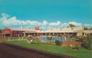 Swimming Pool, The Ramada Inn, Phoenix, Arizona, 40-60's