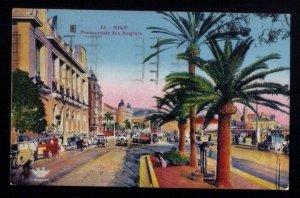 1935 France Sc #264 Nice Promenade Grand Prix Automobile Event Au...