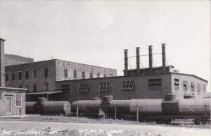 Iowa Keokuk J C Hubinger Brothers Company Real Photo
