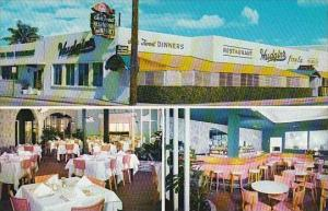 Florida West Palm Beach Hudgins Sea Food Restaurant