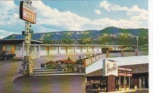 Canada Courtesy Inn Motel Kamloops British Columbia