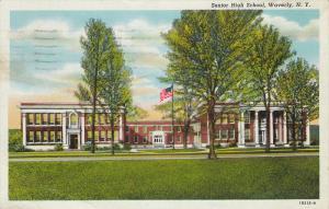 Senior High School, WAVERLY, New York, PU-1950