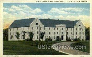 Van Zile Hall - Manhattan, Kansas KS