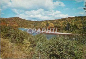 Modern Postcard Margaree River Cape Breton