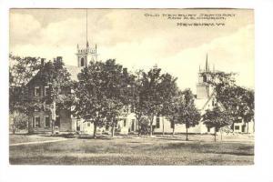 Old Newberry Seminary and M. E. Church, Newberry, Vermont, PU