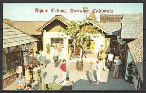 California, Torrance - Alpine Village - [CA-188]