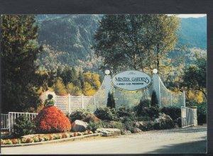 Canada Postcard - Minter Gardens, Chilliwack, British Columbia     RR3495