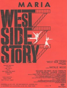 Maria West Side Story Sheet Music