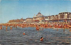 Netherlands Strand met Kurhaus Beach Casino