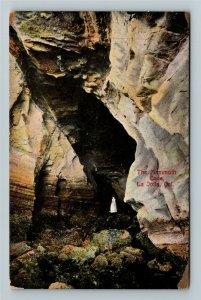 La Jolla CA-California, The Mammoth Cave, Vintage Postcard