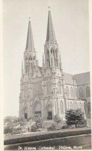 RP; HELENA , Montana , 1920s ; St Helena Cathedral
