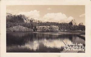 RP,Sylvan Lake, Black Hills, South Dakota, 30-40s