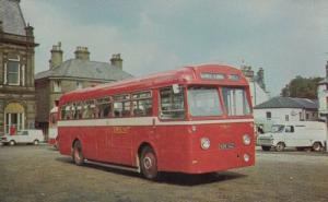 Trent 395 North Western 642 Leyland Tiger Bus Transport Vintage Photo Postcard