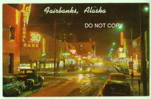 Second Ave, Fairbanks Alaska