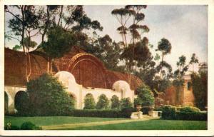 California San Francisco The Botanical Building Panama-Pacific International ...
