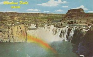 SHOSHONE FALLS  , Idaho , 1950-60s ; Rainbow