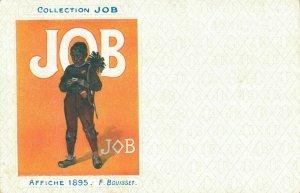 Collection Job - Affiche 1895 Firmin Bouisset Smoking Advertisement - 04.19