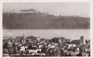 Switzerland Luusanne Vue generale Photo