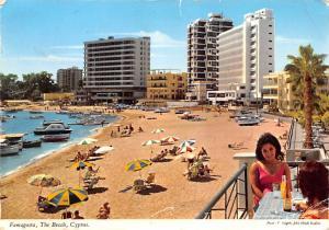 Famagusta - The Beach, Cyprus