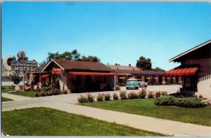 Covered Wagon Motel, 230 W. North Temple, Salt Lake City, Utah US 89-91-40 C16
