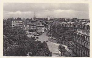 France Dijon Panorama de la Place Darcy