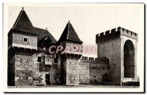 Old Postcard The Barbican Cahors And Tower Of Hanged