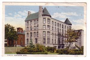 YWCA, Worcester, Massachusetts, JI Williams