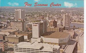 Iowa Cedar Rapids Five Seasons Center