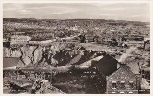 RP: Falun , Dalarna County, Sweden, 30-40s ; Gruvan