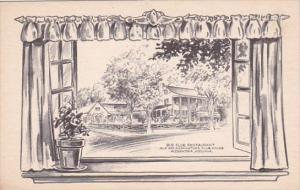 Virginia Alexandria Old Club Restaurant