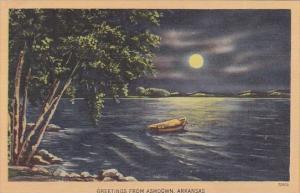Greetings From Ashdcwn Arkansas 1947