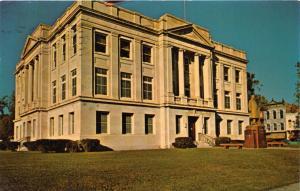 BOWLING GREEN MISSOURI PIKE COUNTY COURT HOUSE POSTCARD