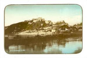 RP, Panorama, Ehrenbreitstein a./Rh. (Rhineland-Palatinate), Germany, 1920-1940s