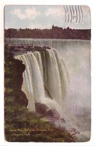 Horse Shoe Falls from Terrapin Point, Niagara Falls, New York, Nicklis & Mather