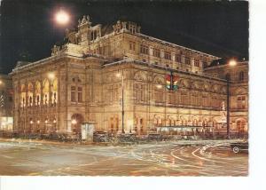 Postal 021134 : Opera Vienna
