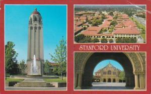 California Palo Alto Stanford University Multi View 1992
