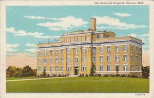 Michigan Owosso The Memorial Hospital