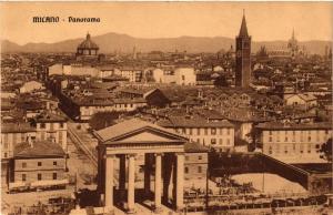 CPA MILANO. Panorama. ITALY (521864)